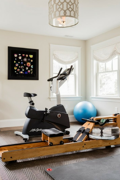 Wolfers Lighting - Exercise Room